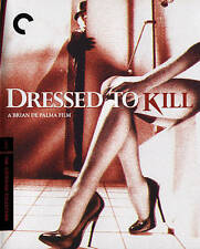 Dressed To Kill - Criterion Blu-Ray - NEW AND SEALED Special Edition Director