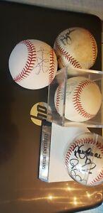 Cleveland Indians 1995 Autographed Baseball