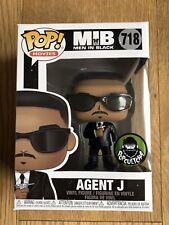 Funko Pop! Men In Black Agent J Exclusive