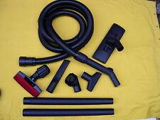 1,5-20m Saugset 10-tlg für Nilfisk Alto Attix 145 155 30 40 50 PC XC Inox Sauger