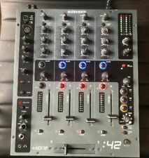 Allen&Heath Mixer Xone 42 4-Kanal Mixer  HÄNDLER