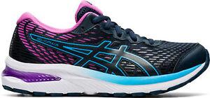 Asics Gel Cumulus 22 GS Junior Running Shoes - Navy