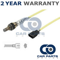FOR RENAULT CLIO MK3 1.2 16V 07- 4 WIRE REAR LAMBDA OXYGEN SENSOR OPTION 1