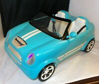 """American Girl / My Life / Paradise Kids Blue Sports Car for 18"""" Dolls"""