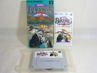Super Famicom SUPER BLACK BASS 3 Nintendo Import JAPAN Video Game sf