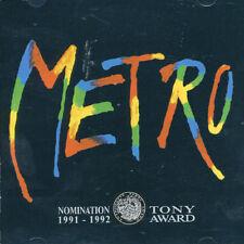 Metro - Metro [New CD]