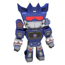Fascinations Metal Earth 3D Laser Cut Legends Model Kit - Transformers Soundwave
