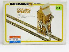 "Bachmann Ho U/A ""Coaling Station"" Plastic Model Kit #2808"