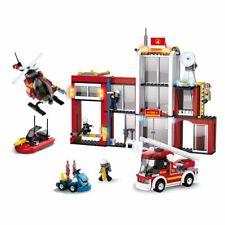 Sluban 0631 - Feuerwehrwache - Neu