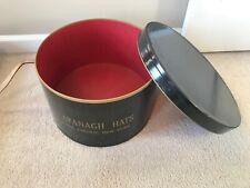 Vintage Cavanagh Hats empty Oval hat box, Park Avenue, New York