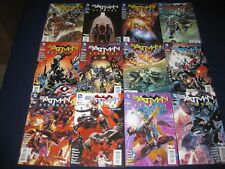 Batman Eternal Complete Run 1-52 DC New 52 Robin Nightwing Catwoman