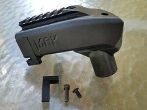 The MAK - Universal Paintball Magfed Adapter + CCI Phantom  TiPX + ZetaMag Mag