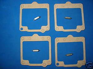 4X Carb kits New Kawasaki KZ650 KZ750 ZX750 KZ1000 KZ1100