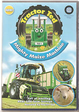 TRACTOR TED - MIGHTY MAIZE MEN - CHILDREN'S DVD FARMING NEW