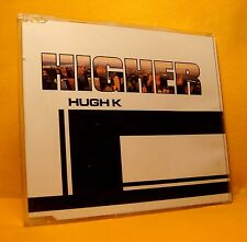 MAXI Single CD Hugh K Higher 4 TR 1996 House, Euro House