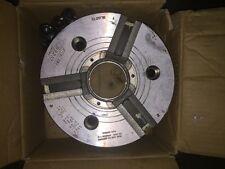 KITAGAWA BB210 Hydraulic 3-Jaw Chuck, Never Used, Still has Cosmolene on it