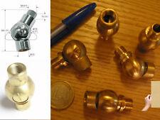 1 rotule laiton 360 degrés réglable pas 10 x 1 mm lampe lustre applique guarich+