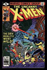 X-Men (1963) #128 1st Print Proteus Lorna Doone Claremont Byrne Perez Cov FN/VF