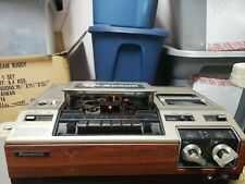 Panasonic Omnivision Vi Vintage Vcr Pv-1200 1980 Retro - Works