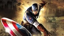 Captain America poster Length: 800 mm Height: 500 mm  SKU: 2370a