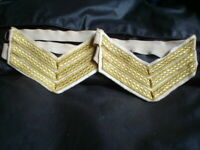 OZ SET OF EPAULETTES SHOULDER SARGENT