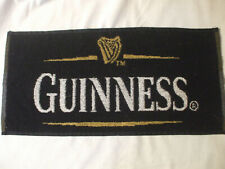 Guinness Beer Golf Towel