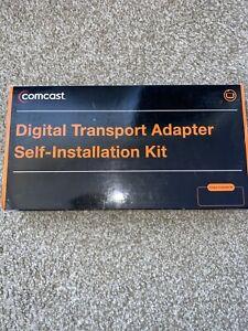 Comcast Digital Transport Adapter Self-Installation Kit - DCI1011COM