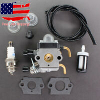 Carburetor Carb For STIHL FS38 FS45 FS46 FS55 FS74 FS75 FS76 FS80 FS85 Trimmer