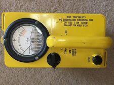 U.S. Military Surplus Radiation Detector, New