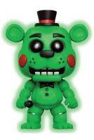 Five Nights at Freddy's POP! Games Vinyl Figura Toy Freddy GITD 9 cm Funko