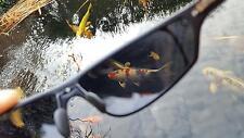 MIKATECH Polarisationsbrille Titanium Yellow Forellen Angeln gucke bis auf GRUND