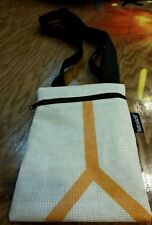 Retroactif NWOT.. Shoulder strap tablet everyday small purse. Recycled materials