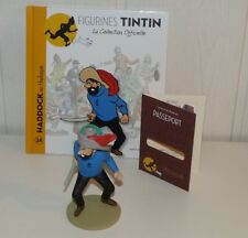 COLLECTION FIGURINES TINTIN MOULINSART 2012 CAPITAINE HADDOCK LICORNE HERGE