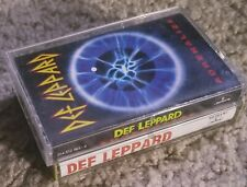 Def Leppard 2 Cassette Tape Lot Adrenalize & On Through The Night