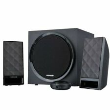 Microlab M850 40 Watt 2.1 Subwoofer Deluxe Multimedia Speaker for PC and Multime