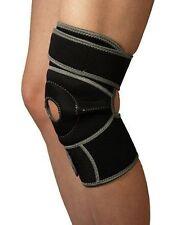 Kniebandage Kniestütze Universalgröße mit zwei Klettverschlüsse ZBK335