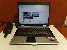 "Refurbished HP EliteBook 8530w, 15.5"", Core 2 Duo, 2.4 Ghz, 4GB RAM, 232 GB HDD"