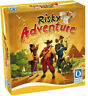 Risky Adventure Board Game Age 8+ 2-4 Players Queen Games Dice Rolling Travel