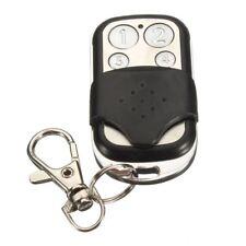 2x 4 Button Garage Gate Remote Control For Marantec D302/D304/D313 Black M4 A7V5