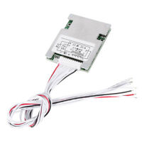10S 36V Li-ion Lithium LiFePO4 20A Battery Protection BMS MOS Board + Balance RH