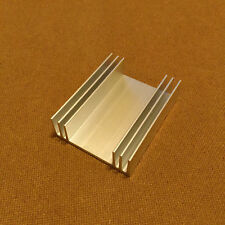 3 inch Heat Sink Aluminum (3.0 x 2.425 x 0.813) inches. Low Thermal Resistance.