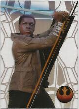 Star Wars High Tek 2016 ~ SP BASE CARD SW-87 Form 2 Pattern 5 ~ Finn