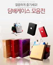 4colors Cigar Cigarette Case Holder Box Pocket Storage Aluminum tobacco V_e