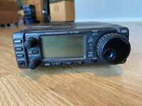 Icom IC-706 HF, 6 meter, 2 meter HF, VHF all mode transceiver