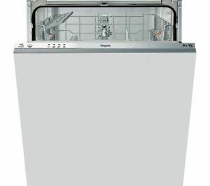 HOTPOINT Aquarius LTB4B019 Full-size Integrated Dishwasher