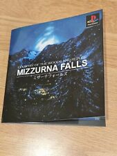 Mizzurna Falls PS1 Replacement Translated Manual