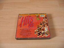 Doppel CD Hits 88: Den Harrow Blue System C C Catch Dominoe Chris Norman Sandra