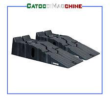 SET 2 RAMPE PER AUTO / FURGONI FERVI R015 SOLLEVAMENTO MAX 2,5 TONNELLATE