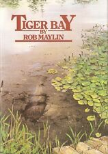 MAYLIN ROB COARSE FISHING BOOK TIGER BAY IN SEARCH OF COLNE VALLEY CARP hardback