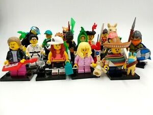 LEGO Minifigures Series 20 (71027) - Select Your Character